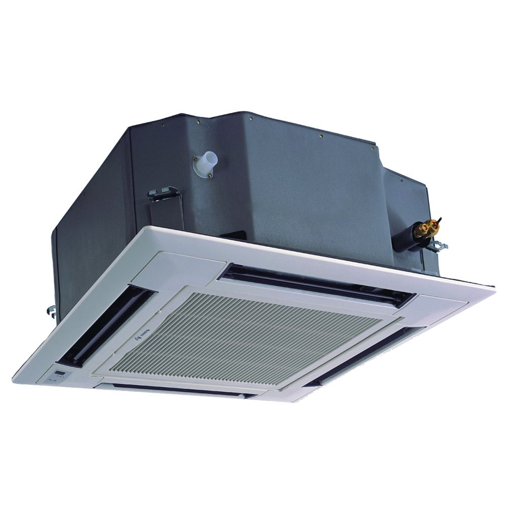 Aparat de aer conditionat Caseta GREE 18000 btu - GKH18K3FI - GUHD18NK3FO, Compresor Inverter, Clasa A+