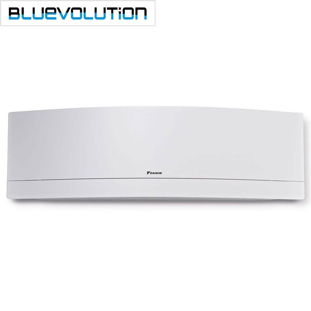 Aparat de aer conditionat DAIKIN Emura White BLUEVOLUTION 12000 btu - FTXJ35MW/RXJ35M, Compresor Inverter, Clasa A++, Modul WI-FI Inclus, Flux de aer 3D