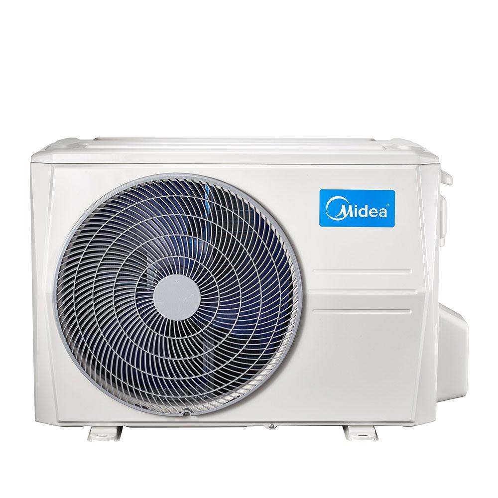 Aparat de aer conditionat MIDEA Blanc 24000 btu - MSMADU-24HRFN1, Compresor Inverter Toshiba, Clasa A++
