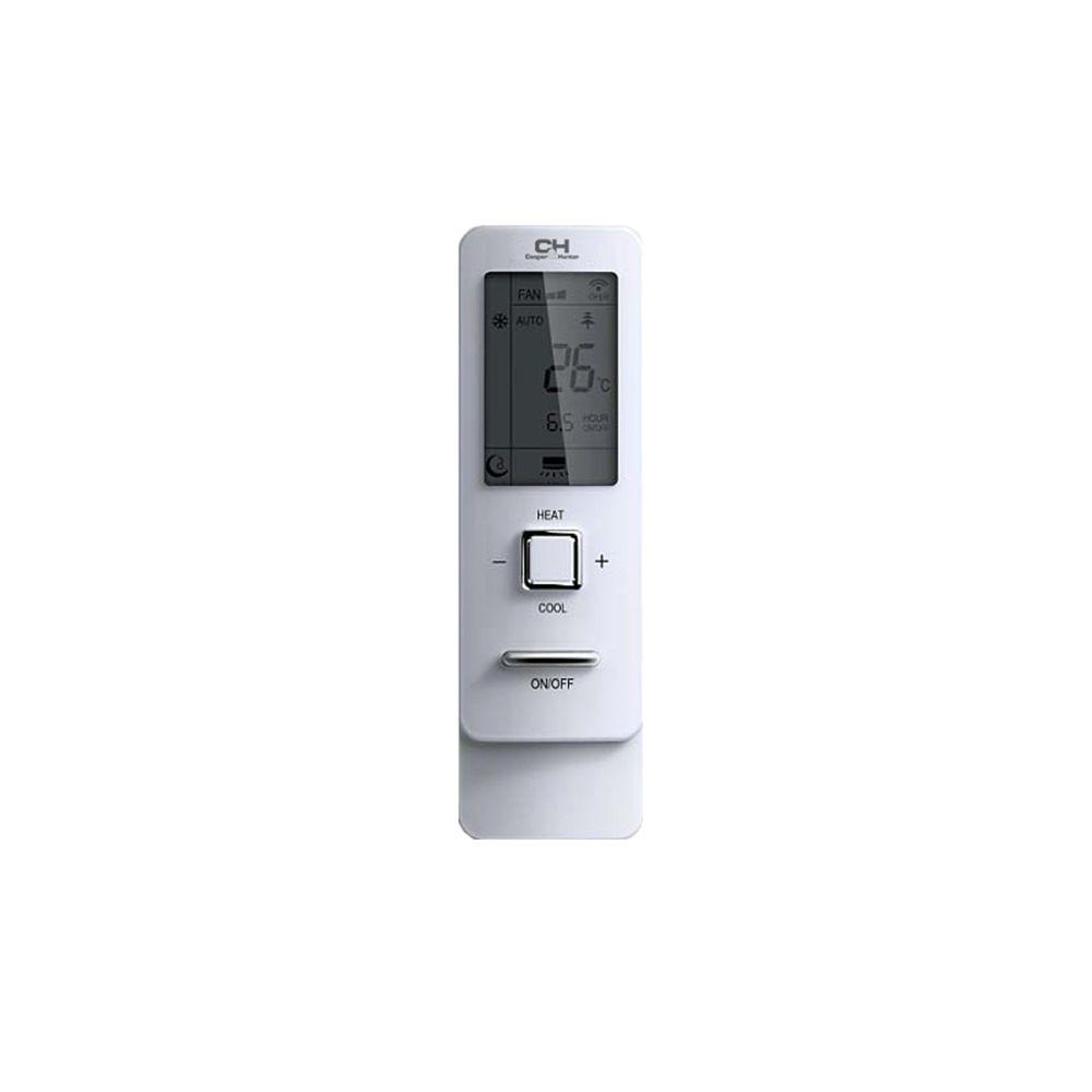 Aparat de aer conditionat Cooper&Hunter ARCTIC NG Series 12000 btu CH-S12FTXLA-NG, Wi-Fi Control Integrat, Compresor Inverter, Freon Ecologic R32, Clasa A++, Afisaj LED, Filtru Cold Plasma