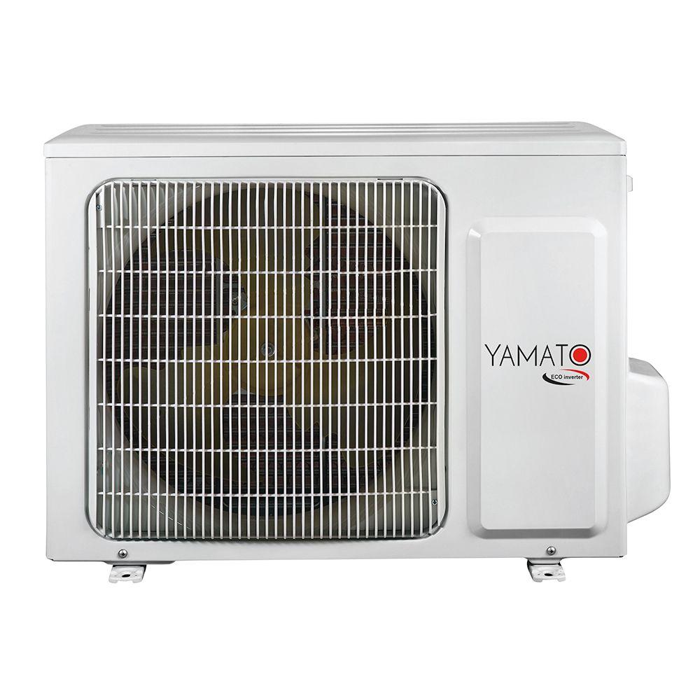 Aparat de aer conditionat YAMATO Avanti 24000 btu - YW24IG7, Wi-Fi Control Integrat, Filtru Carbon Activ, Freon Ecologic R32, Clasa A++, Afisaj LED, Model 2020