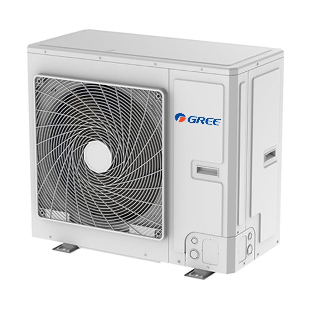 Aparat de aer conditionat Caseta GREE 24000 btu GUD71T/A-T-GUD71W/NhA-T, Compresor Inverter, Clasa A+, Freon Ecologic R32