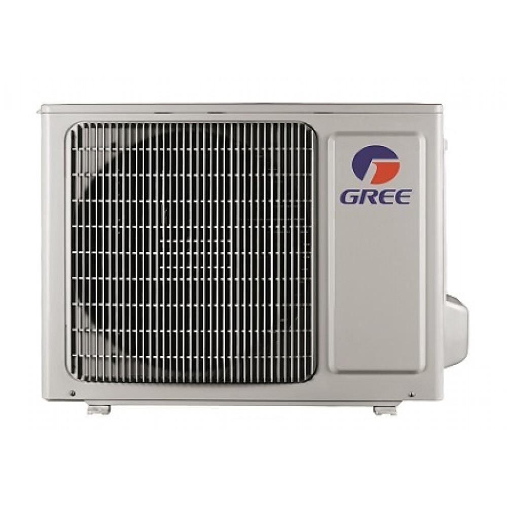 Aparat de aer conditionat GREE Eco Inverter G-Tech 9000 btu - GWH09AEC-K6DNA1A, Wi-Fi Control Integrat, Freon Ecologic R32, Clasa A+++, Afisaj LED, Model 2020